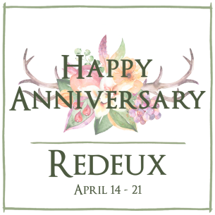 Redeux April Happy Anniv