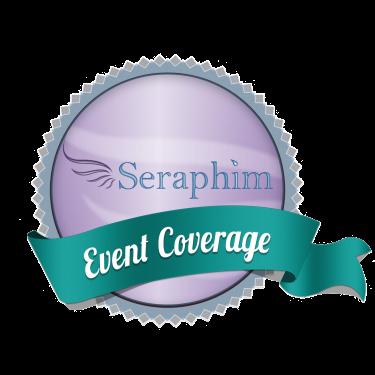 Seraphim Event Coverage Website Badge - transparent background