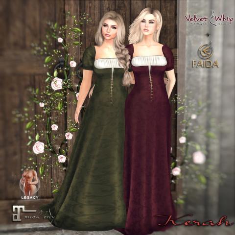 Faida & Velvet Whip - Kerah 2nd