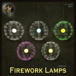 Fantavatar & Moonstruck - Firework Lamps