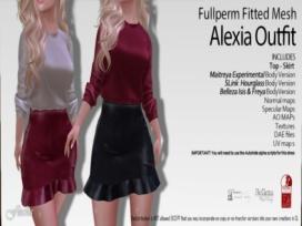 Flecha - Alexia Outfit