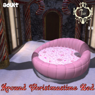 Tiar - Around Christmastime bed pink
