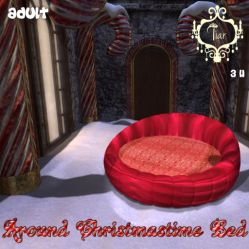 Tiar - Around Christmastime bed red
