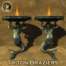 Fantavatar & Moonstruck - Triton Braziers