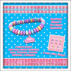 Kawaii Couture Candy Bracelets - Tiara Ad